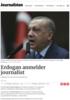 Erdogan anmelder journalist