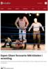Espen Olsen forsvarte NM-tittelen i wrestling