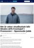 Ett år etter studieslutt blir Sindre (27) frontsjef i Fremover: - Spennede jobb