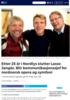 Etter 25 år i Nordlys slutter Lasse Jangås. Blir kommunikasjonssjef for nordnorsk opera og symfoni