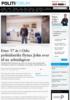 Etter 37 år i Oslo politidistrikt flyttes John over til ny arbeidsgiver