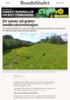 EU satser på grønn landbruksrevolusjon
