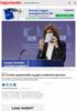 EU vil kutte sprøytemidler og gjøre landbruket grønnere