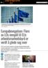 Europabevegelsen: Flere av LOs innspill til EUs arbeidsmarkedsbyrå er verdt å glede seg over