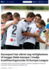 Eurosport har sikret seg rettighetene til begge Odds kamper i tredje kvalifiseringsrunde til Europa League