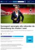 Eurosport sprengte alle rekorder da Rosenborg slo rivalen i vest