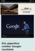 EUs gigantbot svekker Google-resultatet