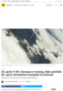F-35 19. april: F-35 i Europa er trening, ikke politikk. 25. april: Stridsklare kampfly til Estland