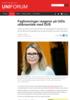Fagforeninger reagerer på UiOs utlånsavtale med OUS