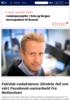 Faktisk-redaktøren: Direkte feil om vårt Facebook-samarbeid fra Nettavisen