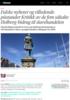 Falske nyheter og villedende påstander Kritikk av de fem såkalte Holberg-bidrag til slavehandelen