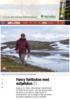 "Fancy fjellbukse med miljøfokus â"""