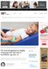 Får barnehagebarna daglig massasje blir det færre konflikter og mer ro