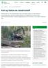 Feil og fakta om biodrivstoff