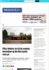 Filter Nyheter dro til de svenske forstedene og ble ikke kastet stein på