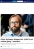 Filter Nyheter klaget inn til PFU for andre gang i sommer