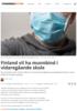 Finland vil ha munnbind i vidaregåande skole