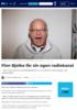 Finn Bjelke får sin egen radiokanal