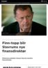 Finn-topp blir Stavrums nye finansdirektør