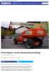 Finsk kjøper norsk maskinutleieselskap