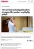 Fire av fem helsefagarbeidere trenger eller ønsker seg faglig påfyll