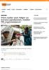 Flere sulter som følger av korona-pandemien, melder FN-organisasjoner