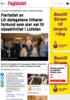 Flertallet av LO-delegatene tilhører forbund som sier nei til oljeaktivitet i Lofoten