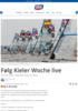 Følg Kieler Woche live