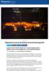 Flyplassbrann ga sterk økning i brannerstatning på bil