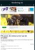 FN-panel: En million arter kan bli utryddet