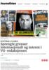 FOOTBALL LEAKS: Sprengte grenser internasjonalt og internt i VG-redaksjonen