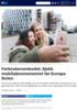 Forbrukerombudet: Sjekk mobilabonnementet før Europa-ferien