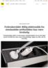 Forbrukerrådet: Billig elektronikk fra utenlandske nettbutikker kan være livsfarlig