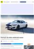 Ford gir sju biler elektrisk motor