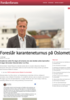 Foreslår karanteneturnus på Oslomet