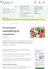 Forskning blir markedsføring for «superfoods»