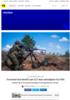 Forsvaret har bestilt nye 12,7 mm-mitraljøser fra USA