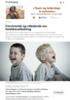 Forvirrende og villedende om foreldreveiledning