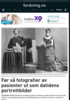 Før så fotografier av pasienter ut som datidens portrettbilder