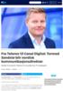 Fra Telenor til Canal Digital: Tormod Sandstø blir nordisk kommunikasjonsdirektør