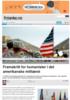 Framskritt for humanister i det amerikanske militæret