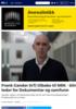 Frank Gander (47) tilbake til NRK - blir leder for Dokumentar og samfunn