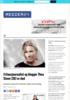 Frilansjournalist og blogger Thea Steen (26) er død