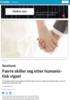 Færre skiller seg etter humanistisk vigsel