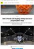 Først til Arendal så til Kongsberg: Northrop Grumman er på signeringsferd i Norge