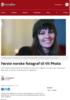 Første norske fotograf til VII Photo
