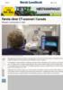 Første råner CT-scannet i Canada