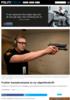 Frykter konsekvensene av ny våpenforskrift