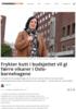 Frykter kutt i budsjettet vil gi færre vikarer i Oslo-barnehagene