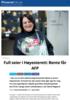 Full seier i Høyesterett: Bente får AFP